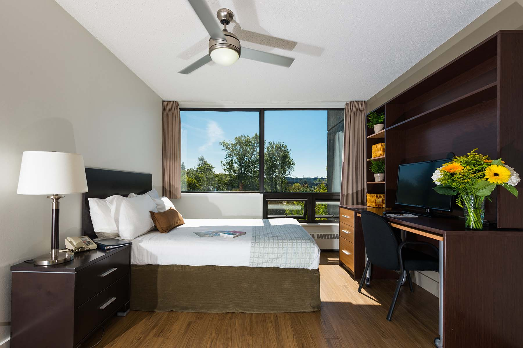 Daily Room Rate Is