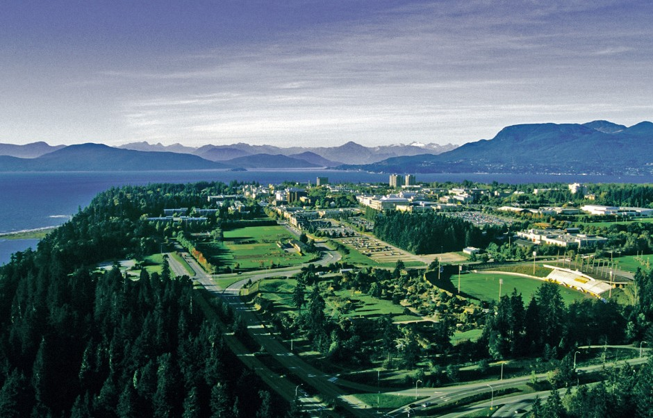 UBC Vancouver  Airport/Downtown